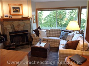 British Columbia Whistler Creek Ridge Property Rental - Property ID 43505
