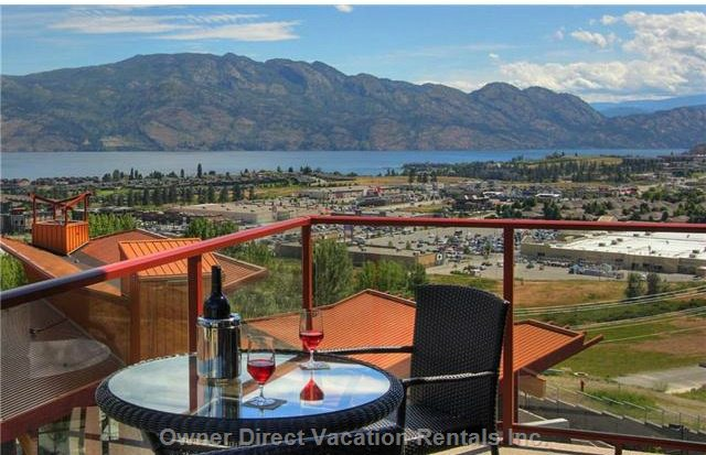 Okanagan Luxury Accommodations #206511