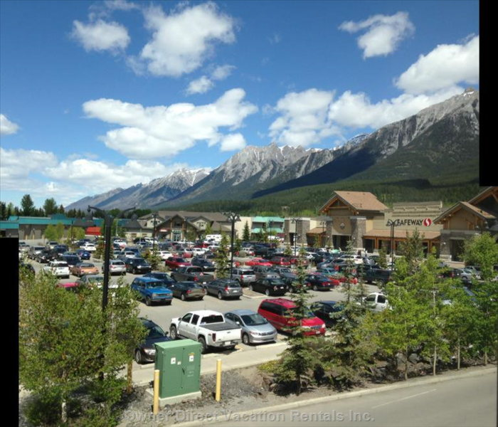 Safeway Adjacent to Canmore Crossing