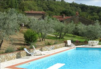 Wonderful Tuscan Cottage with Pool and Phenomenal Views