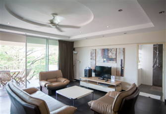 Chiang Mai Serviced Apartment - Deluxe 2 Bedroom Apartment