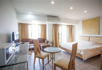 Chiang Mai Serviced Apartment - Standard a Room