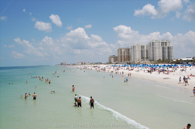 The Beach at Clearwater