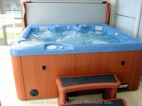 Luxury 5 Person Spa / Hot Tub