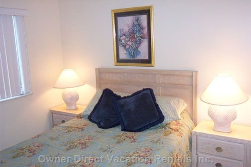 Queen Double Bedroom