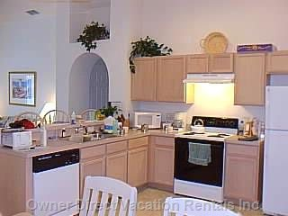 Fully Fitted Kitchen, Should you Wish to Cook yourself!!