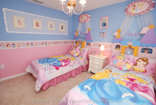 Disney Decor, Game Room and Private Pool, your Kids Will Love it #212611