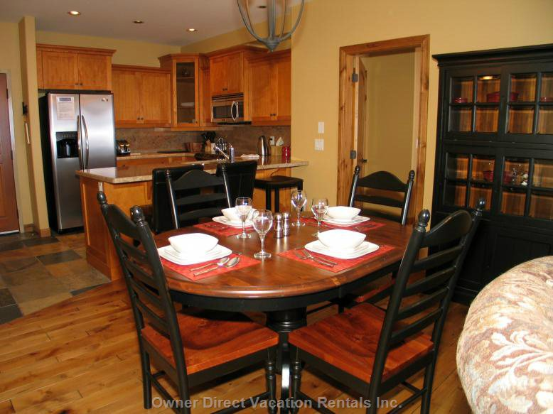 Dining Table Seats 4