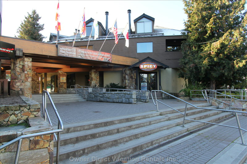 Getaways in Whistler #30422