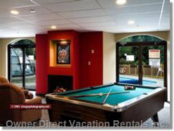 Games Room - no Longer has the Pool Table but is Still Lots of Fun
