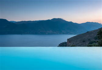 Luxury Traditional Stone Villa with Private Infinity Pool & Panoramic Sea View