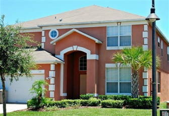 Gated Resort-Lovely 6 Bedroom Home near Disney
