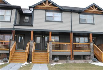 Invermere Townhome 3 Bedrooms