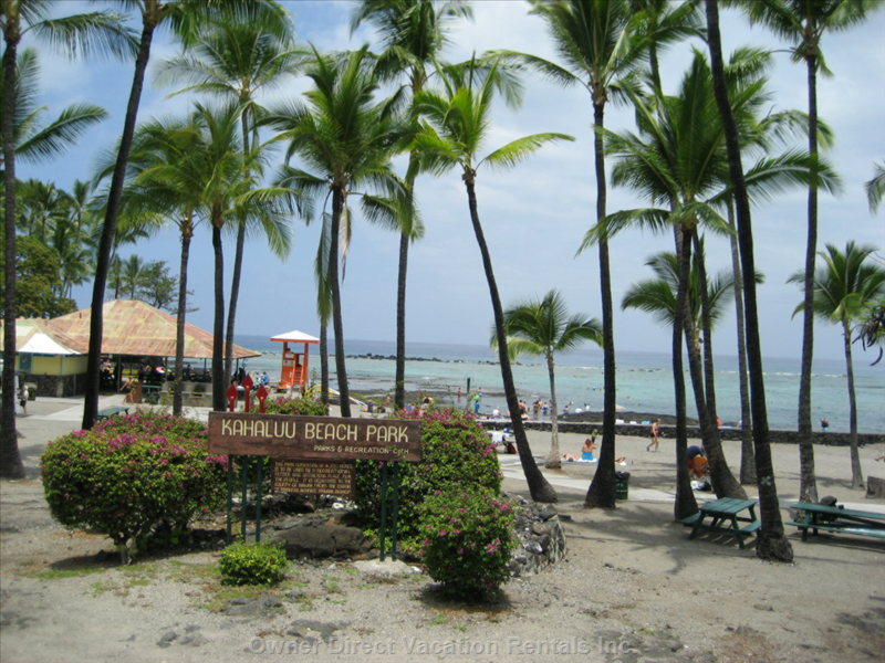 Keauhou Kona Surf and Racquet Club #95966