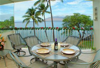 The Best Oceanfront on Maui is in Kihei at The Royal Mauian.