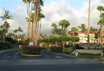 Kamaole Sands Condo - near Kamaole Beach Iii- Large Lanai - Partial Ocean View