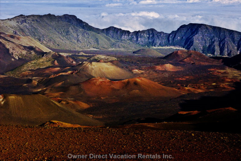 A Must See Haleakala Crater.
