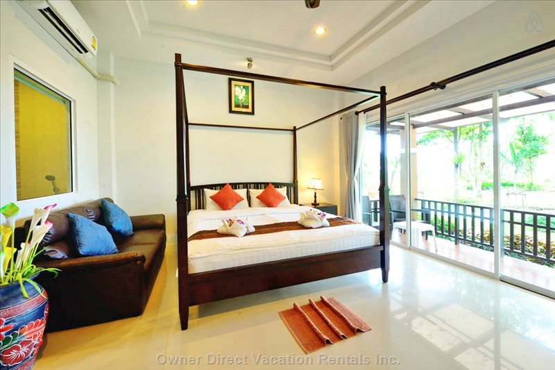 1 Bedroom Luxury Island Villa