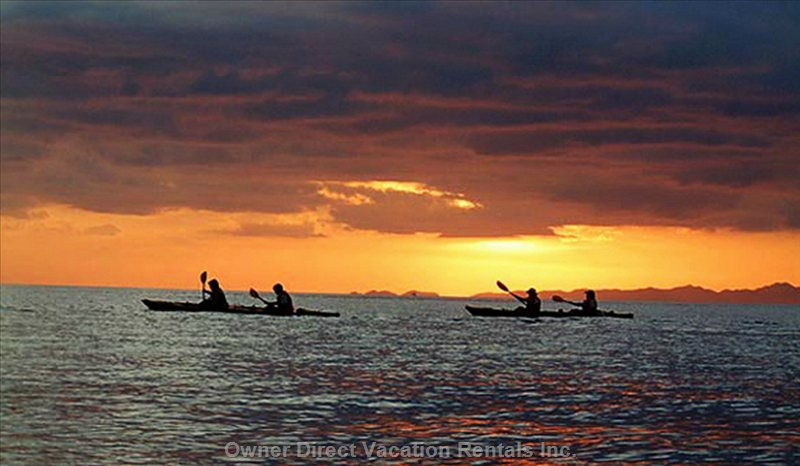 Khlong Khong Beach Sunset Kayaking
