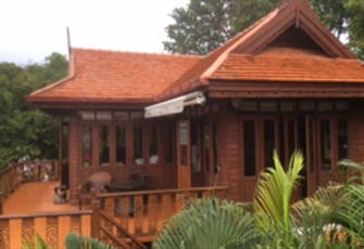 Charming Two Storey Traditional Teak-Style Villa with all the Modern Amenities!