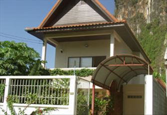 Make Krabi Your Second Home, This is an upper floor unit of a Thai style house