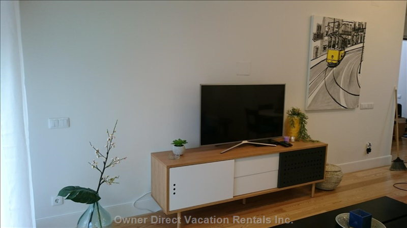 Tv Cabinet in Living Room,