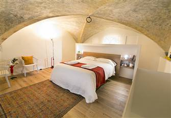 Newly Renovated Apartment in Medieval Tower in the Historic District