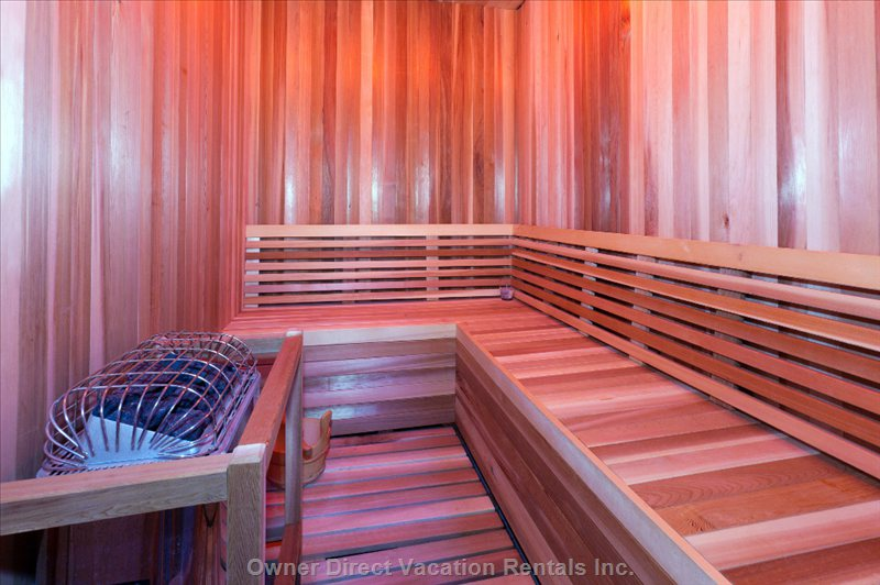 Sauna for 6 People