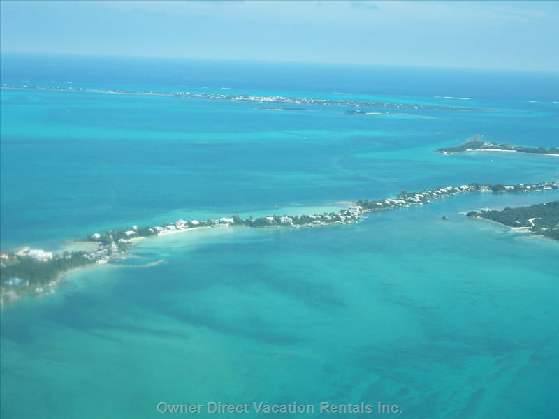 Wake up to the spectacular views of The Sea of Abaco and the Atlantic Ocean, ID# 15300
