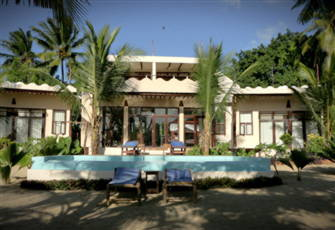 Exclusive Beach Villa for up to 12 Persons with Private Pool