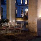 The Terrace Can Easily be Set for Dinner under the Summer Stars...