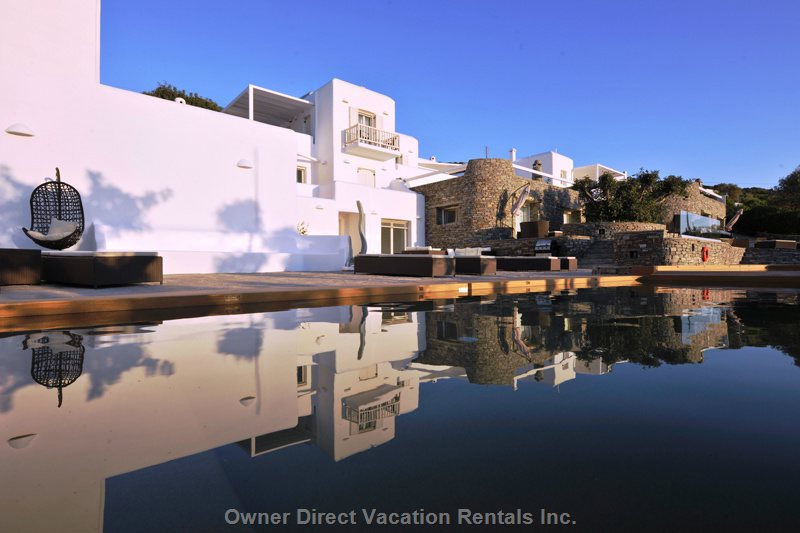 Paros Butterfly Villa a Luxurious Resort with Great Rates