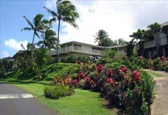 Stunning Mountain ranges to the Pacific Ocean from this 4 bedroom Poipu home