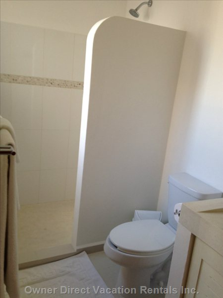 New Bathrooms - all New Appliances, Great Water Pressure, Very Clean