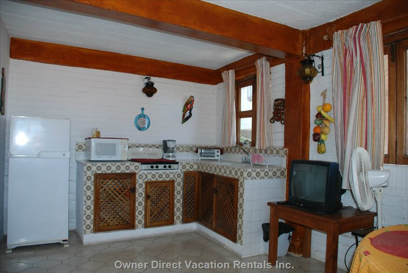Guest Villa Kitchen