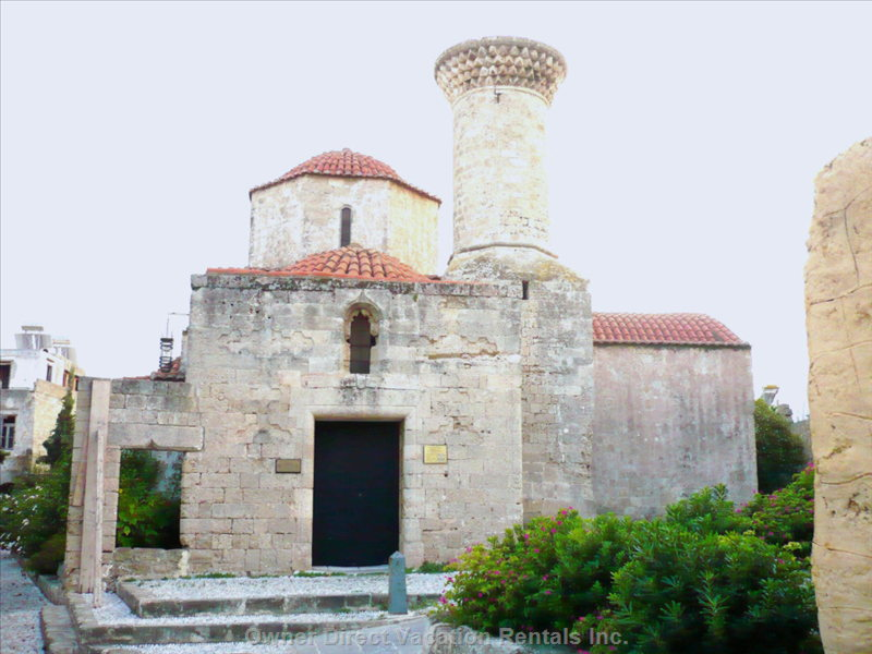 Byzantine Church - 50 M from the Medieval City Villa