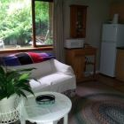Another View of Living Area, Coffee Table and Sofa