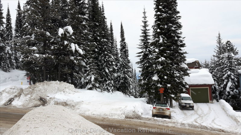Skyway Access from Monashee Road