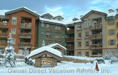 Sun Peaks Vacation Rental by Owners #211479