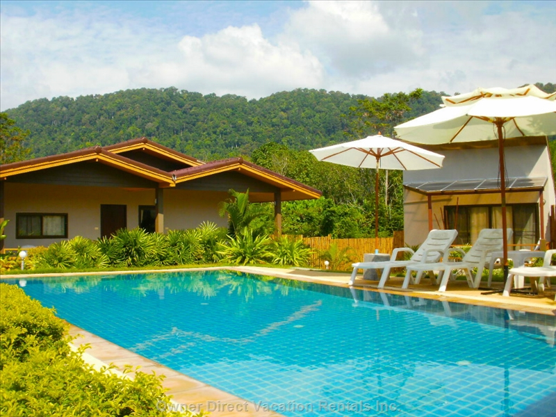 Charming pool villa near Long Beach, Koh Lanta ID#142570