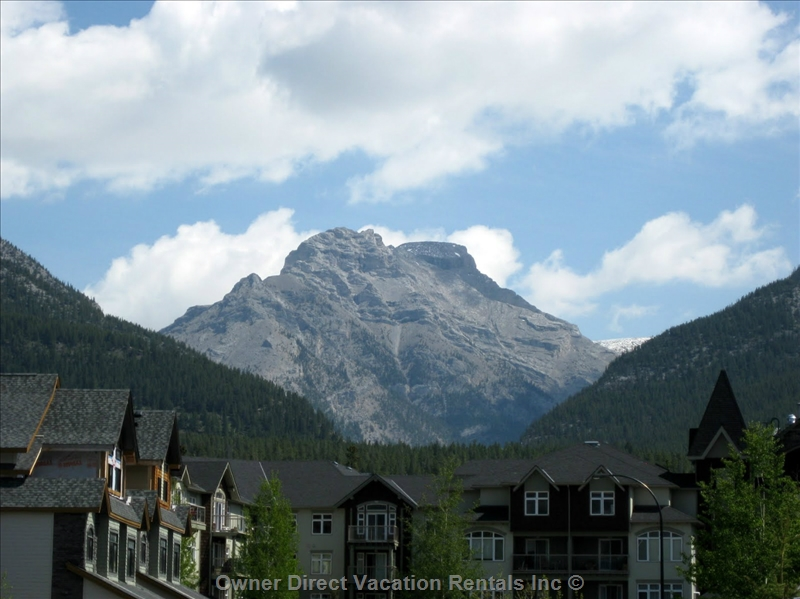 Ideal base from which to explore or recreate in the Canadian Rockies, ID#204596