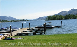 Dock at Osoyoos Lake ID#200616