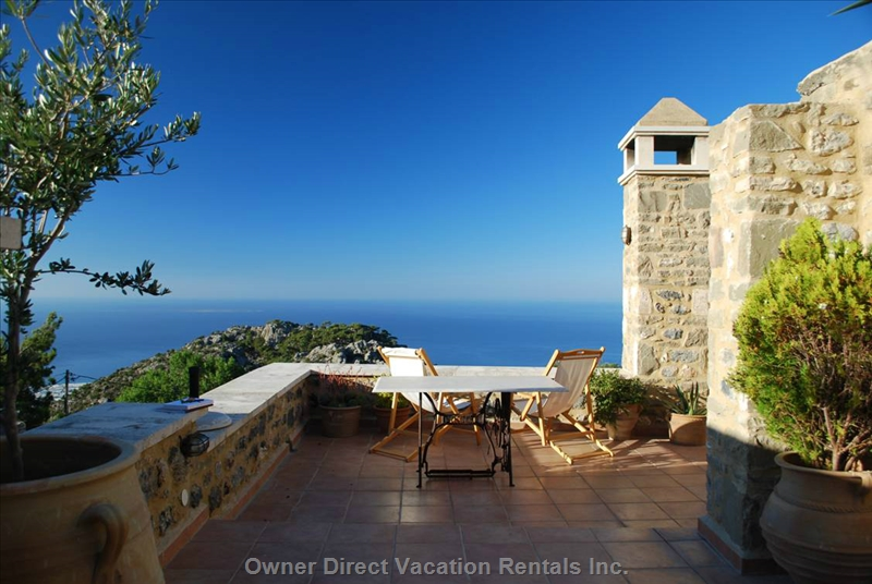 Stylish country house with stunning sea views, ID#113965