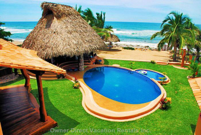 Troncones Luxury Accommodation #201349