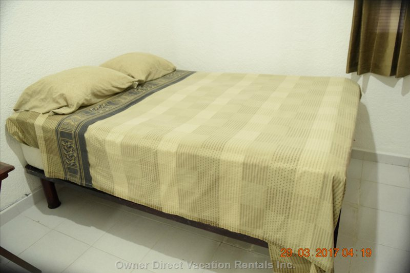 Guest Room Matrimonial Bed