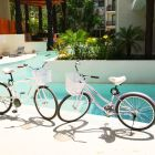 2 Bikes Included, Perfect for Exploring Tulum!