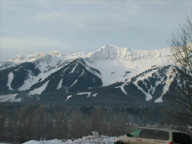 Vacation Condo Rentals in Fernie #205224