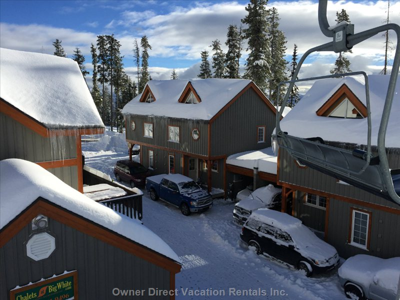 Vacation Home For Rent In Big White #211529