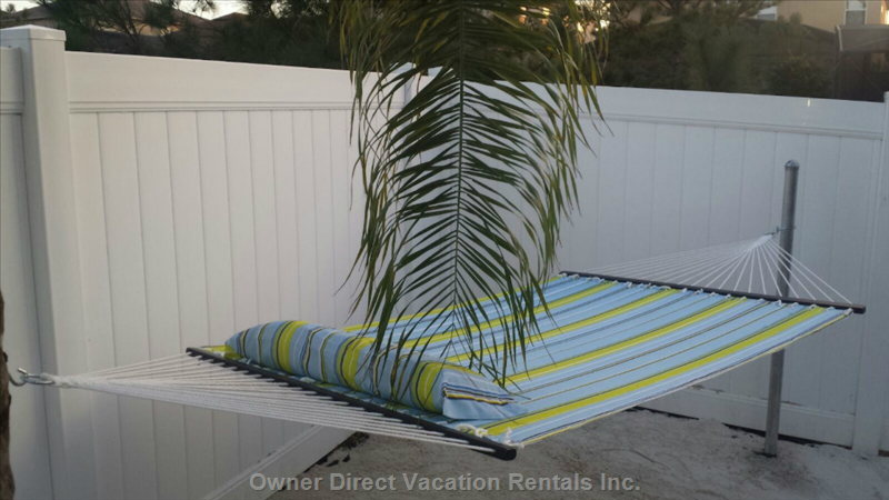 Relax in the Shade of a Palm Tree