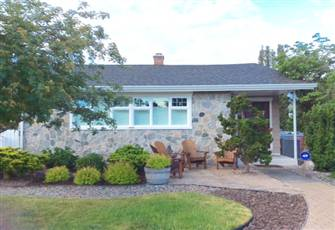 Lovely Home in Penticton, an Area Surrounded by Vineyards and Beaches.